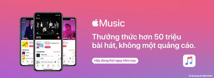 Hãy dùng thử Apple Music