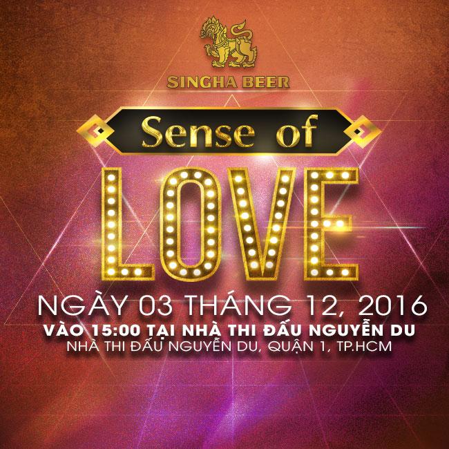 Sense of Love banner