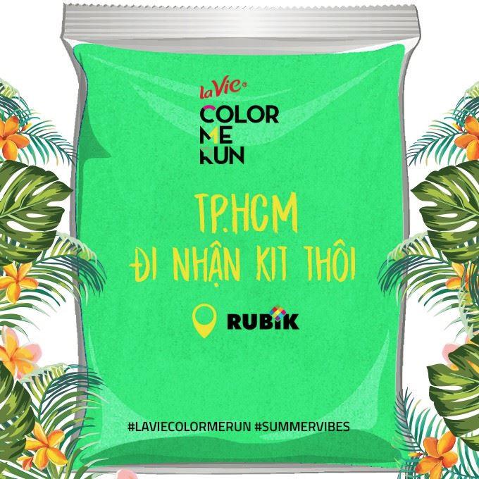 Color powder pack