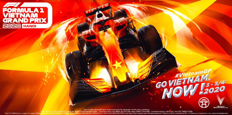 Kết quả hình ảnh cho formula 1 vietnam grand prix 2020